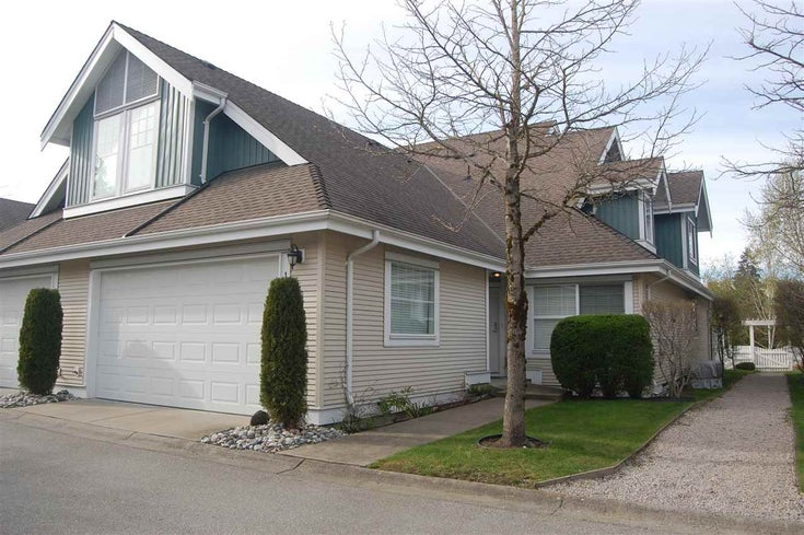 114 16995 64 AVENUE - Cloverdale BC Townhouse for sale, 4 Bedrooms (R2359172)