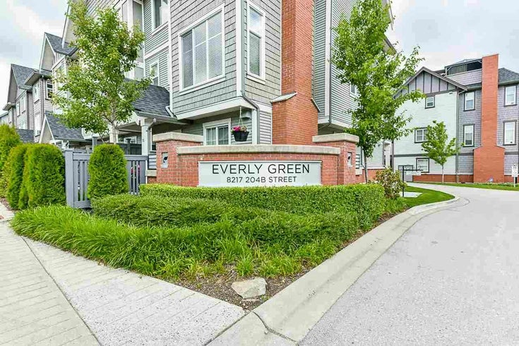 65 8217 204B STREET - Willoughby Heights Townhouse for sale, 2 Bedrooms (R2478665)