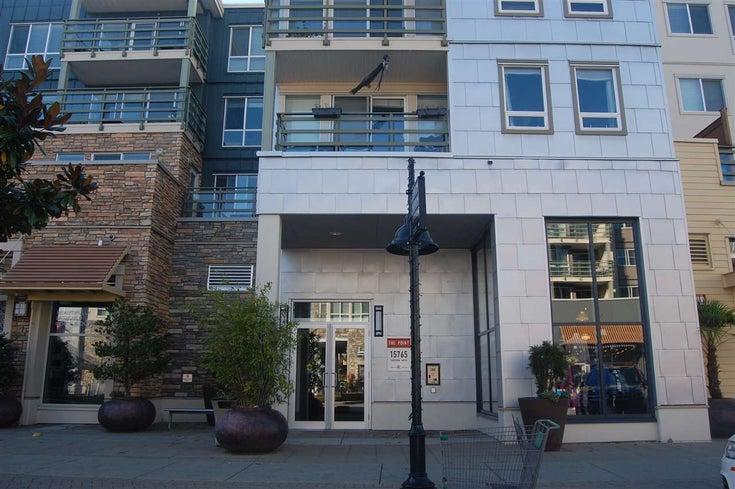 403 15765 CROYDON DRIVE - Grandview Surrey Apartment/Condo for sale, 1 Bedroom (R2516190)
