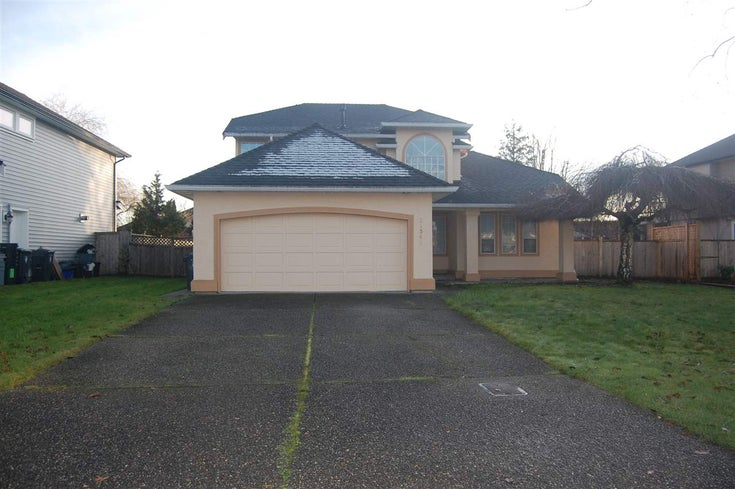 22342 OLD YALE ROAD - Murrayville House/Single Family for sale, 4 Bedrooms (R2524167)