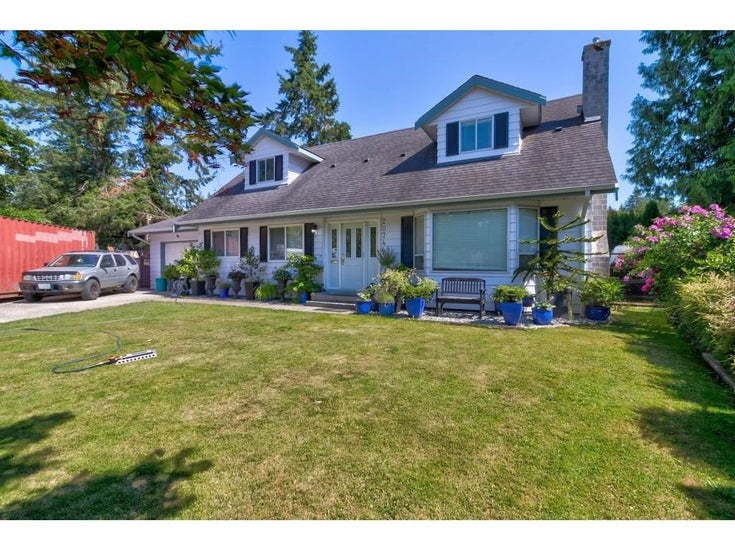 20744 38 AVENUE - Brookswood Langley House/Single Family for sale, 4 Bedrooms (R2600277)