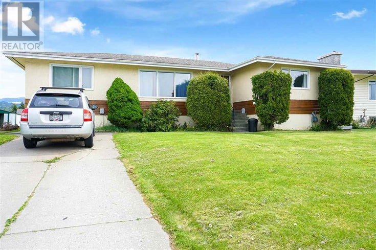 34 MOORE STREET - Kitimat House for sale, 4 Bedrooms (R2582485)