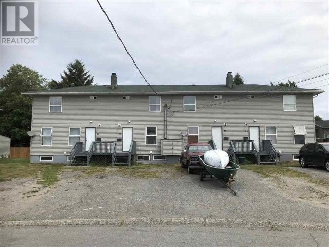 80 WEDEENE STREET - Kitimat Fourplex for sale, 10 Bedrooms (R2586720)