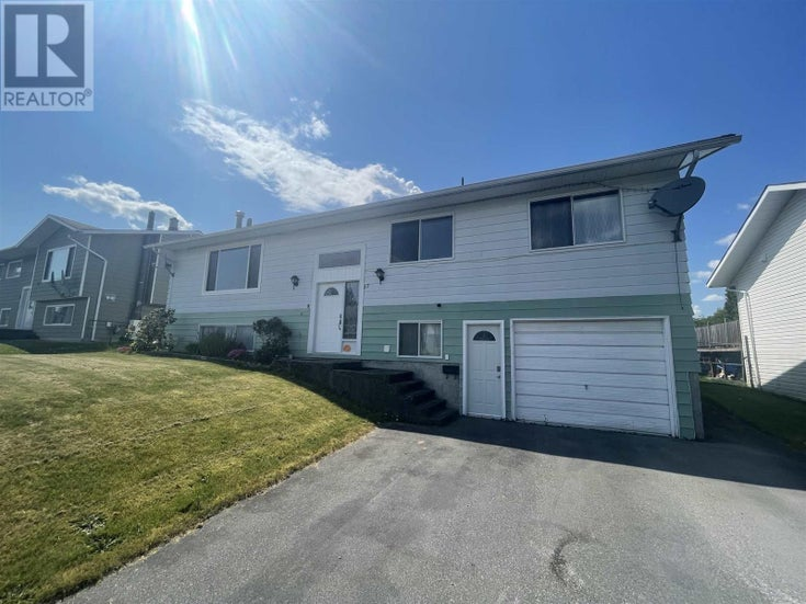 17 BRAUN STREET - Kitimat House for sale, 4 Bedrooms (R2599190)