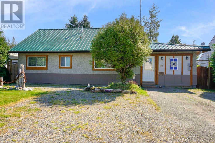44 FINCH STREET - Kitimat House for sale, 4 Bedrooms (R2600330)