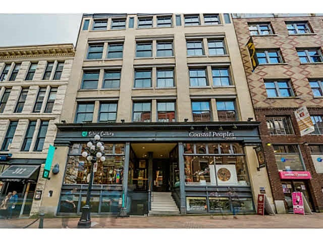 403 310 Water Street - Downtown VW Apartment/Condo for sale, 1 Bedroom (R2198658)