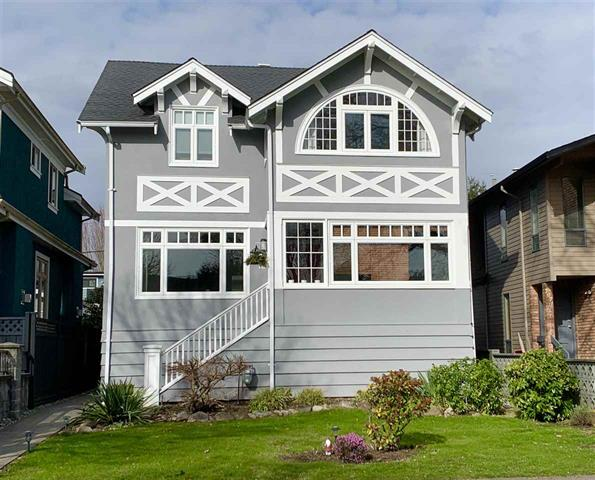 2075 W.48th ave. - Kerrisdale House/Single Family for sale, 5 Bedrooms (R2547002)