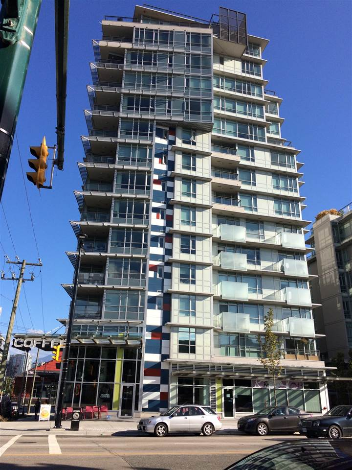 902 89 W 2nd Avenue - False Creek Apartment/Condo for sale, 1 Bedroom (R2120260)