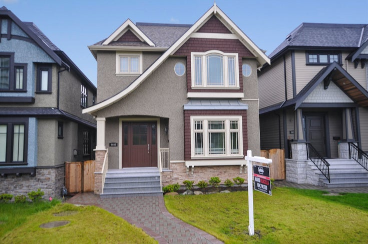 4692 West 11th ave - Point Grey House/Single Family for sale, 5 Bedrooms