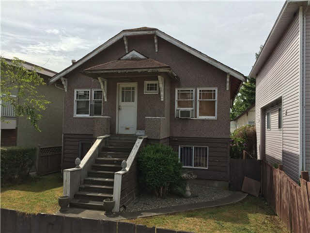 3608 E Georgia Street - Renfrew VE House/Single Family for sale, 2 Bedrooms (V1131105)