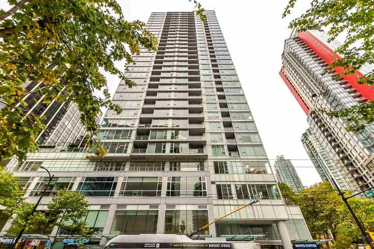 504 1188 W PENDER STREET - Coal Harbour Apartment/Condo for sale, 2 Bedrooms (R2216964)