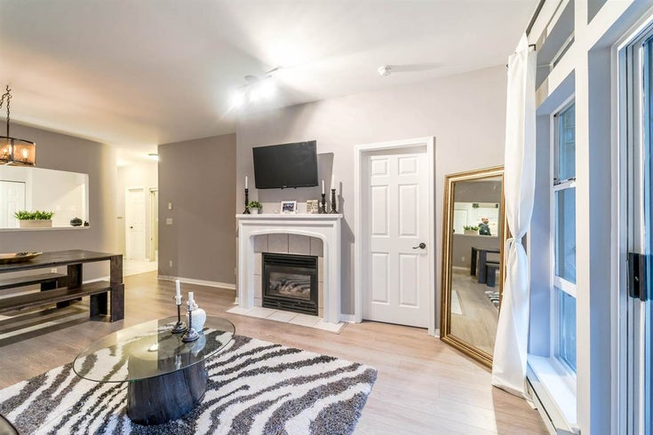 109 301 MAUDE ROAD - North Shore Pt Moody Apartment/Condo for sale, 2 Bedrooms (R2235168)