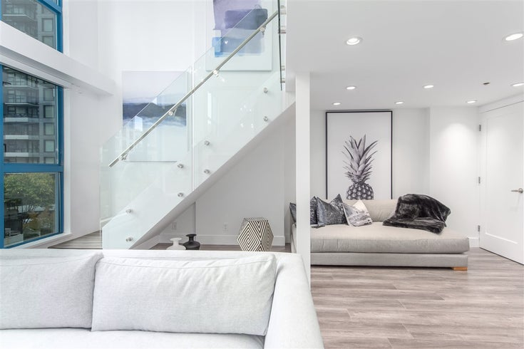 212 1238 SEYMOUR STREET - Downtown VW Apartment/Condo for sale, 1 Bedroom (R2235193)