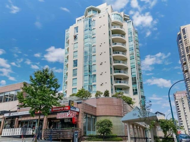 901 789 JERVIS STREET - West End VW Apartment/Condo for sale, 2 Bedrooms (R2284713)