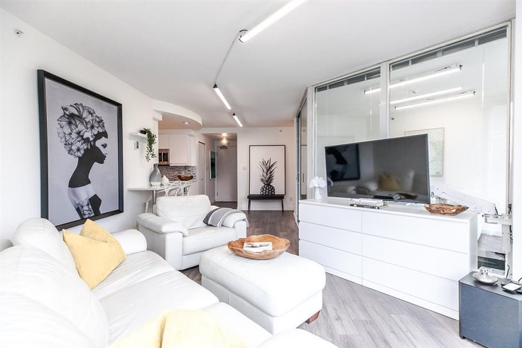 1208 1009 EXPO BOULEVARD - Yaletown Apartment/Condo for sale, 1 Bedroom (R2290373)