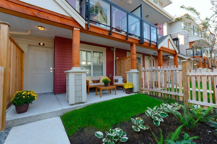 28 20498 82 AVENUE - Willoughby Heights Townhouse for sale, 3 Bedrooms (R2301014)