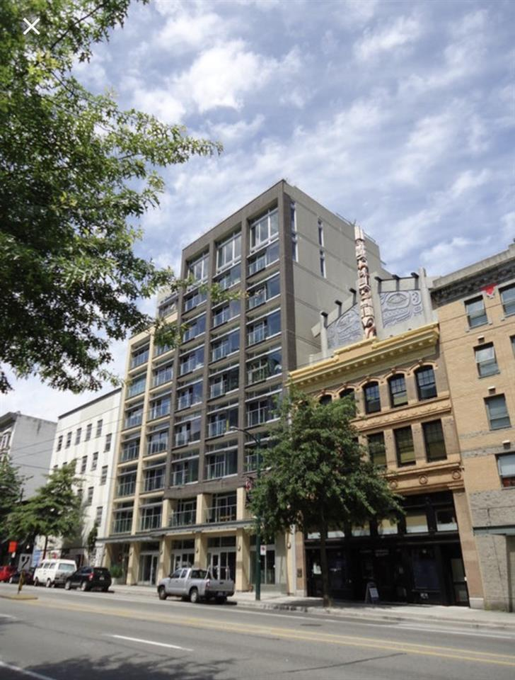 609 33 W PENDER STREET - Downtown VW Apartment/Condo for sale, 1 Bedroom (R2304289)
