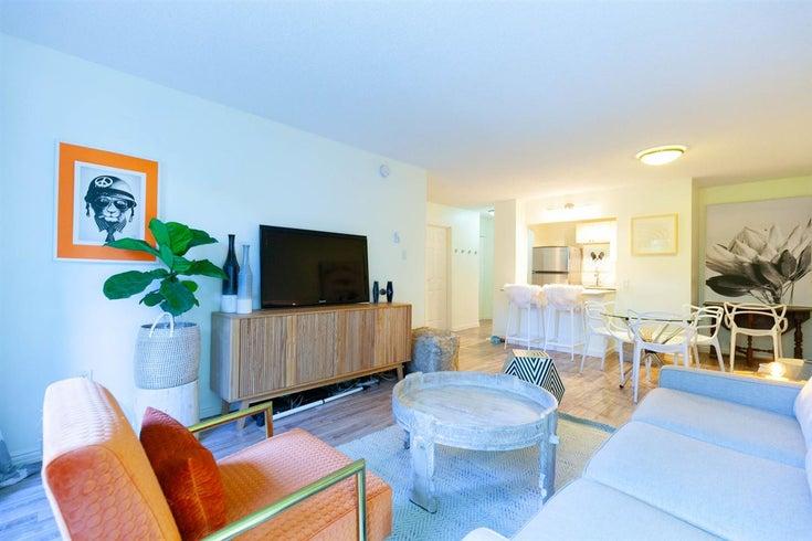 113 750 E 7TH AVENUE - Mount Pleasant VE Apartment/Condo for sale, 1 Bedroom (R2308396)