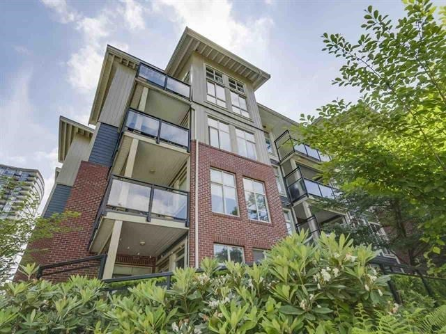 410 101 MORRISSEY ROAD - Port Moody Centre Apartment/Condo for sale, 2 Bedrooms (R2356986)