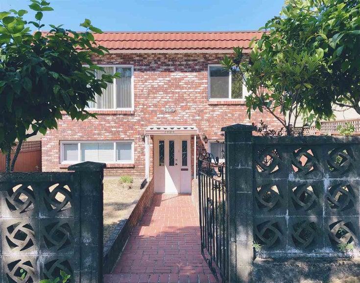 2909 GRAVELEY STREET - Renfrew VE House/Single Family for sale, 5 Bedrooms (R2405607)