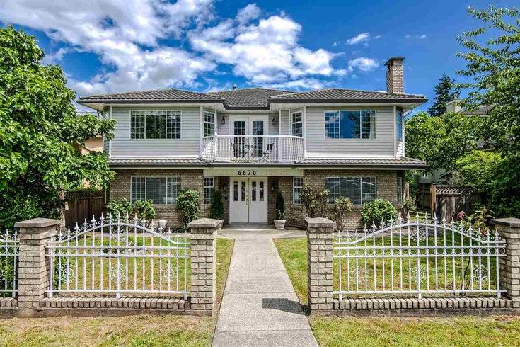 6670 SPERLING AVENUE - Upper Deer Lake House/Single Family for sale, 4 Bedrooms (R2453094)