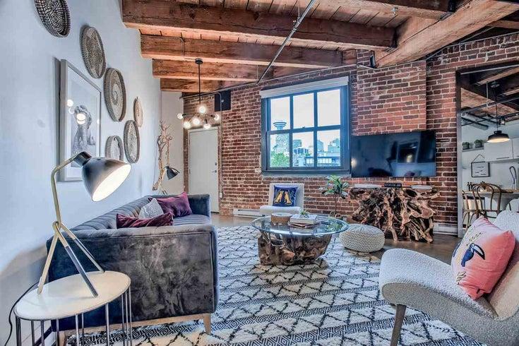 422 55 E CORDOVA STREET - Downtown VE Apartment/Condo for sale, 1 Bedroom (R2458431)