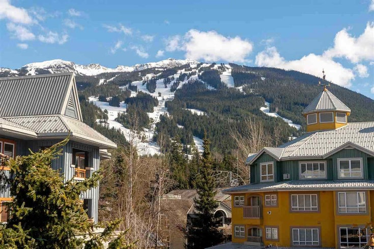 355 4314 MAIN STREET - Whistler Village Apartment/Condo for sale, 1 Bedroom (R2545460)