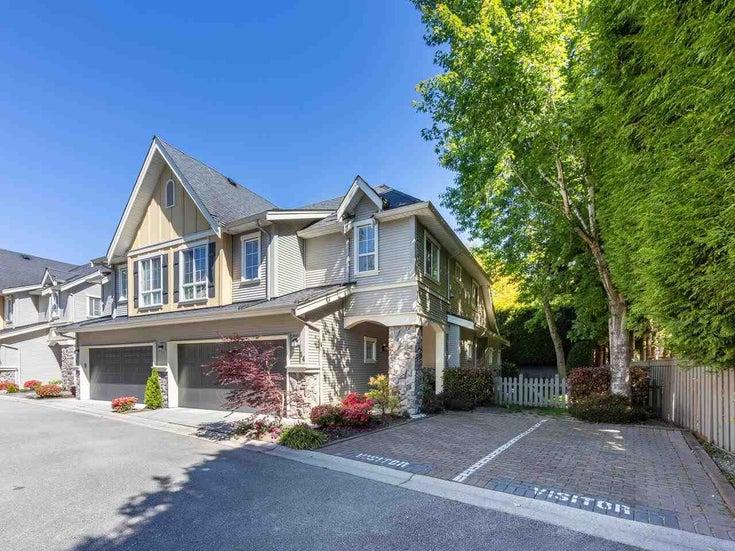 14 7171 STEVESTON HIGHWAY - Broadmoor 1/2 Duplex for sale, 3 Bedrooms (R2587057)