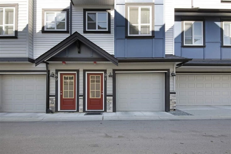 91 20860 76 AVENUE - Willoughby Heights Townhouse for sale, 3 Bedrooms (R2608011)