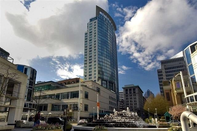 1605 837 W HASTINGS STREET - Downtown VW Apartment/Condo for sale, 2 Bedrooms (R2616597)