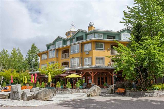 308 4314 Main st  - Whistler Village Apartment/Condo for sale, 1 Bedroom (r2303705)