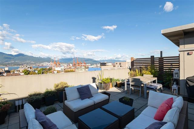 901 33 W Pender st Vancouver Bc - Downtown VW Apartment/Condo for sale(R2325647)