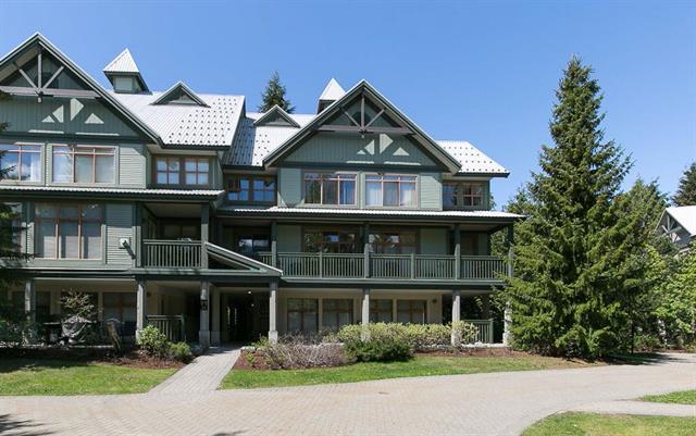 73 4355 NORTHLANDS BOULEVARD - Whistler Village Townhouse for sale, 1 Bedroom (R2269597)