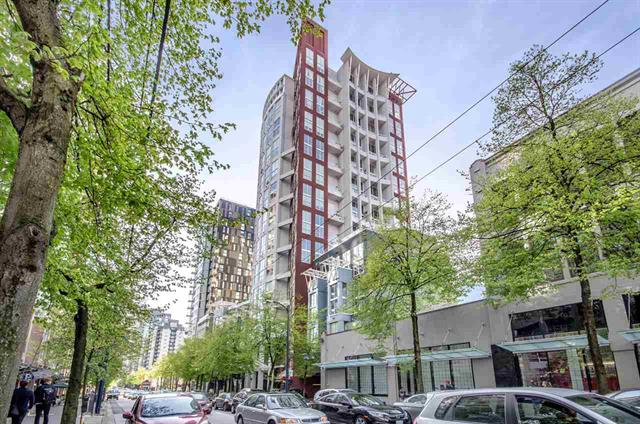 302 933 Seymour st - Downtown VW LOFTS for sale, 1 Bedroom (Exclusive)