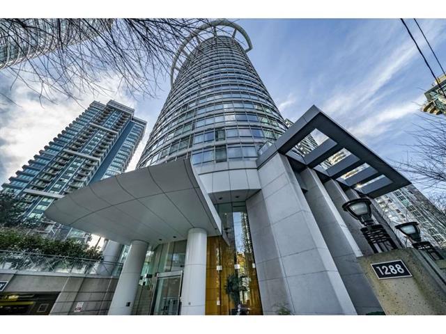 1205 1288 ALBERNI ST VANCOUVER - West End VW Apartment/Condo for sale, 2 Bedrooms (R2355384)