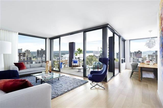 502 1171 Jervis st - West End VW Apartment/Condo for sale, 2 Bedrooms (R2037051)