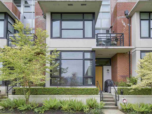 288 E 11th Ave Vancouver - Mount Pleasant VE Townhouse for sale, 2 Bedrooms (R2169007)