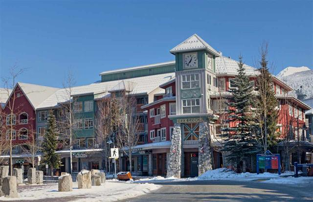 441 4314 MAIN ST WHISTLER BS - Whistler Village Apartment/Condo for sale, 1 Bedroom (R2349755)