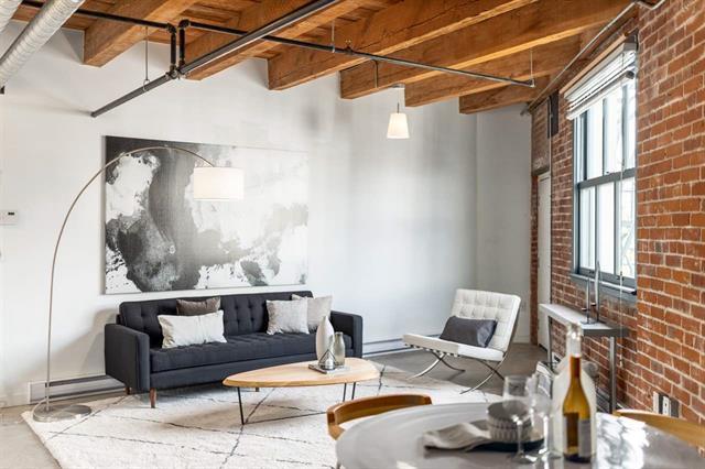 422 55 E CORDOVA  - Downtown VE LOFTS for sale, 1 Bedroom (R2402167)