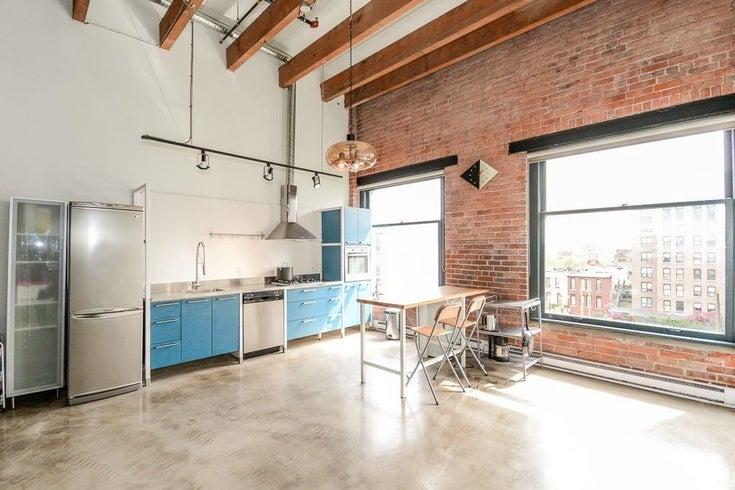 515 55 E Cordova st Vancouver - Downtown VE LOFTS for sale, 1 Bedroom (R2572377)