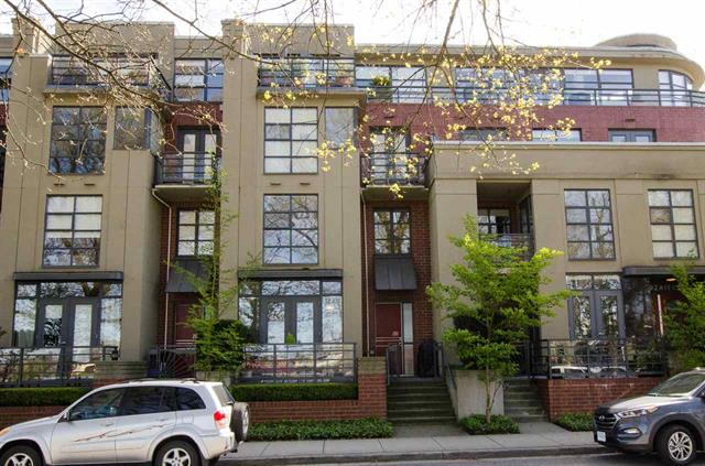 2780 VINE STREET - Kitsilano Townhouse for sale, 2 Bedrooms (R2160080)