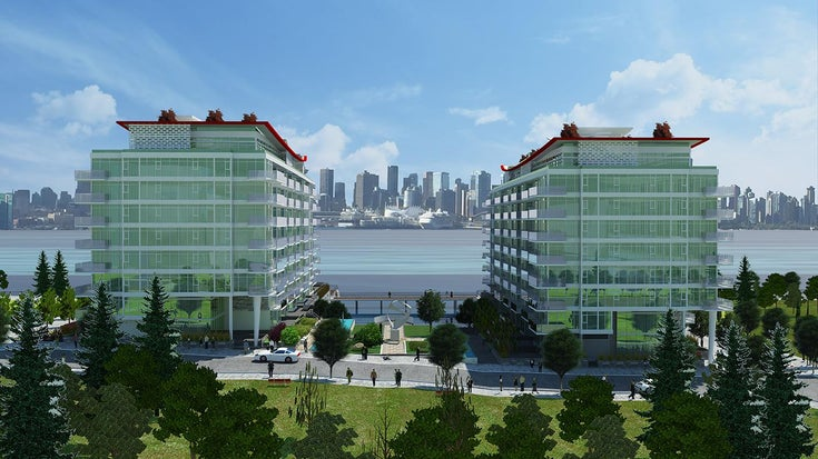 138 Victory Ship Way North Van  - Lower Lonsdale Apartment/Condo for sale, 2 Bedrooms (exclusive)