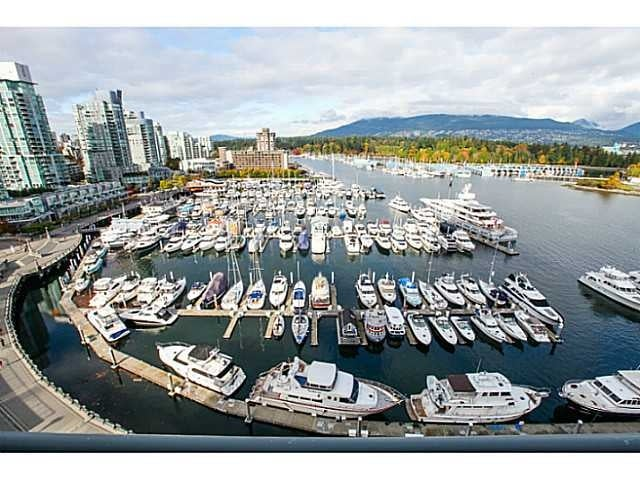 1104 323 Jervis ST - Coal Harbour Apartment/Condo for sale, 2 Bedrooms (V1089540)
