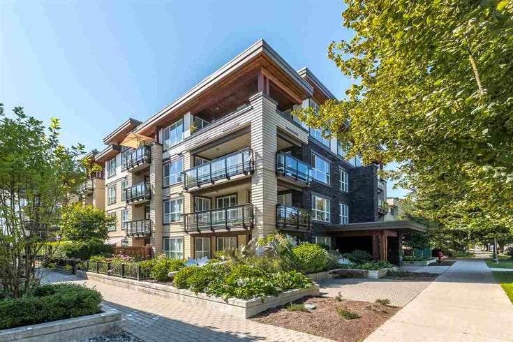 114 3205 MOUNTAIN HIGHWAY - Lynn Valley Apartment/Condo for sale, 2 Bedrooms (R2519638)