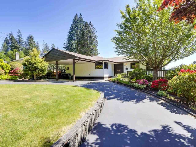 4671 COVE CLIFF ROAD - Deep Cove House/Single Family for sale, 4 Bedrooms (R2584763)