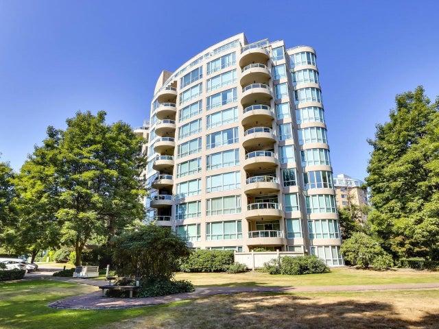 803 995 ROCHE POINT DRIVE - Roche Point Apartment/Condo for sale, 2 Bedrooms (R2599646)