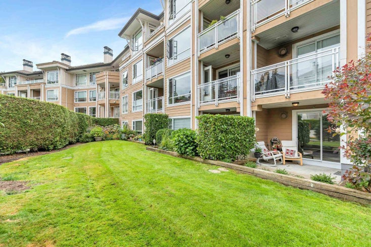 212 3629 DEERCREST DRIVE - Roche Point Apartment/Condo for sale, 1 Bedroom (R2600423)