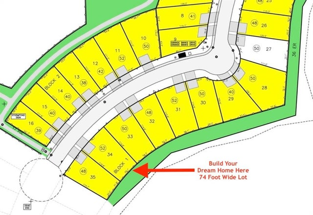 6525 Grande Banks Drive - Stone Ridge Residential Land for sale(A1133175)
