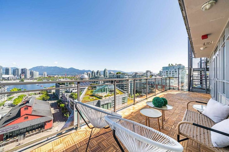 1603 89 W 2ND AVENUE - False Creek Apartment/Condo for sale, 3 Bedrooms (R2587531)
