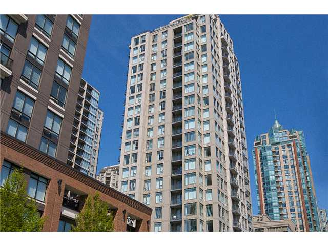 # 2008 1001 HOMER ST - Yaletown Apartment/Condo for sale, 1 Bedroom (V952474)